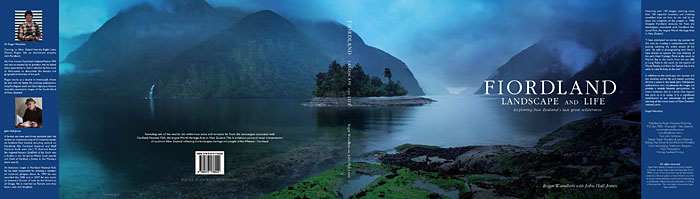 Deepest Fiordland the book